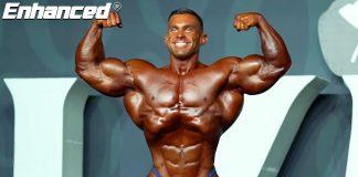 Olympia 2021 Derek Lunsford bodybuilding