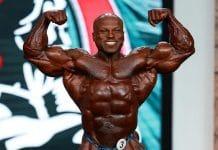212 champion Shaun Clarida