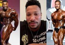 Patrick Moore bodybuilder Classic Physique