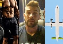 Ryan Terry bodybuilding travel