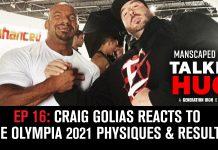 Talking Huge Craig Golias Big Ramy Olympia 2021