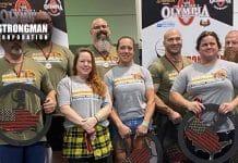 Strongman Master's Nationals 2021