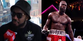 Malik Scott Deontay Wilder Tyson Fury